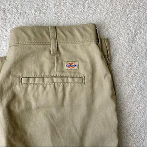 DICKIES 874 Original Khaki Fit Work Pants 32W
